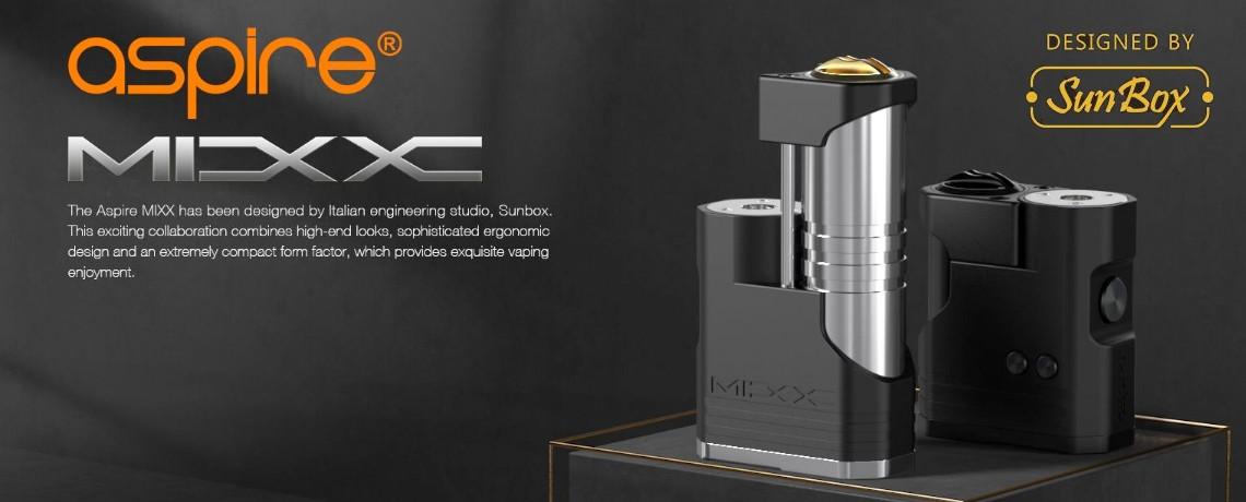 MIXX Box Mod By Aspire & SunBox